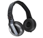 Pioneer HDJ500 / HDJ 500 Black Headphones