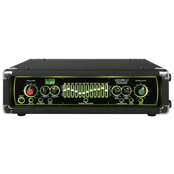 trace elliot ah1200 12 bass guitar amplifier amp head ebay. Black Bedroom Furniture Sets. Home Design Ideas