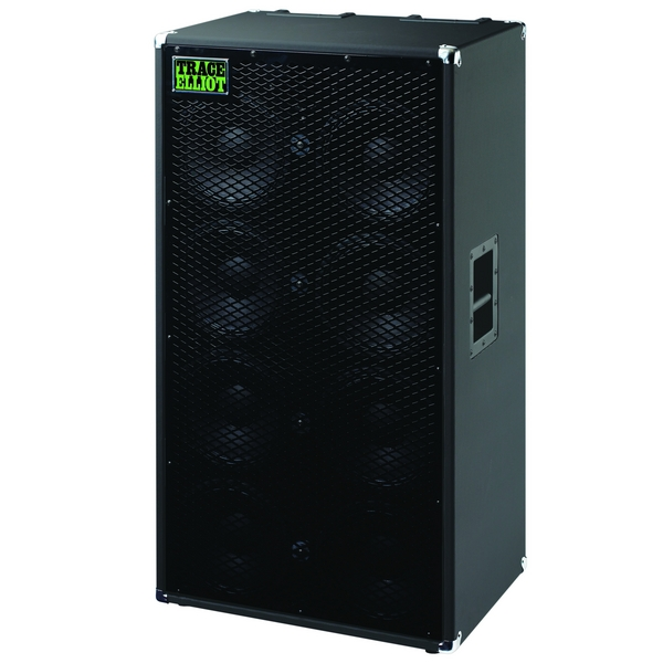 trace elliot 1084h bass guitar cabinet cab enclosure ebay. Black Bedroom Furniture Sets. Home Design Ideas